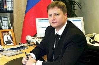 "Vladimir Chernukhin, formerly known as ""Putin's Banker"""