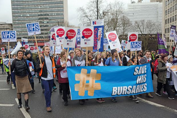 save-nhs-march