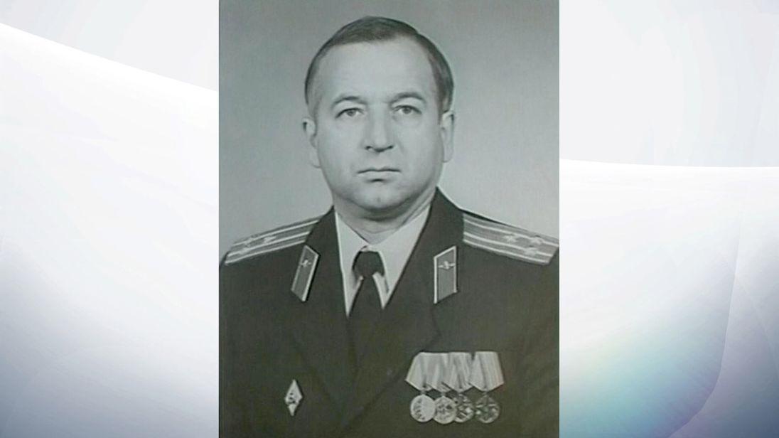 Sergei Skripal KGB